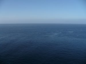 Meer und Horizont