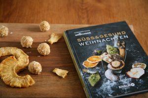 """Schnell mal Backen mit dem Buch """"Süss und Gesund"""""""