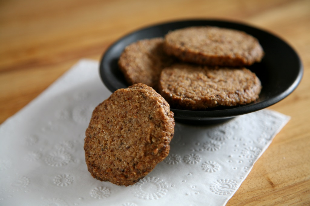 Cookies aus Hafermehl