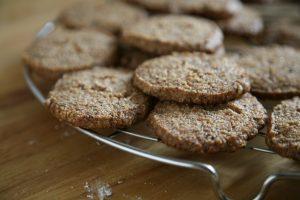Hafermehl-Kekse