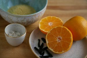 Zutaten Mandarinen Couscous