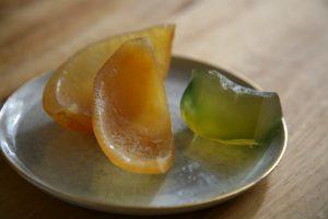 Zitronat und Orangeat für Panettone