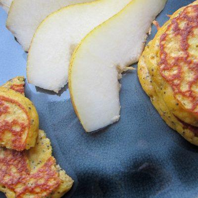 Mohn Pancakes