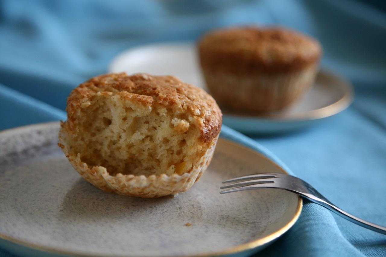 Klimafreundlicher Muffins gebacken