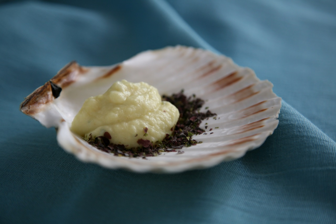 Blumenkohl Austern Buchweizen