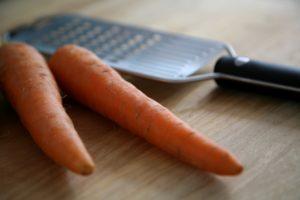 Grünkernaufstrich Karotten