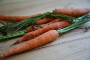 Karotten alt
